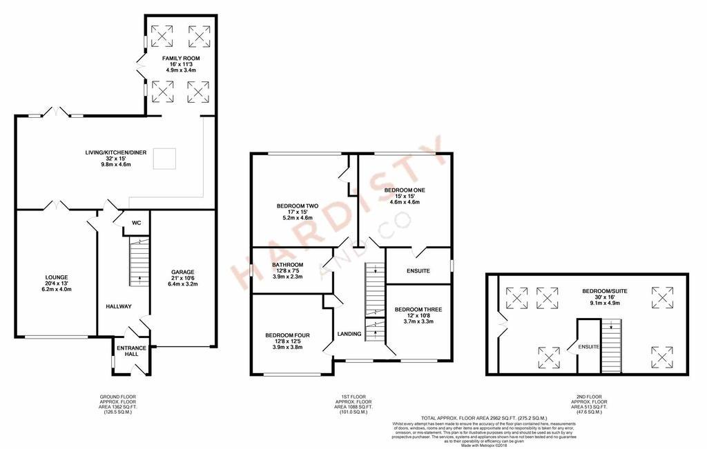 Floorplan: Cherrytreehouse