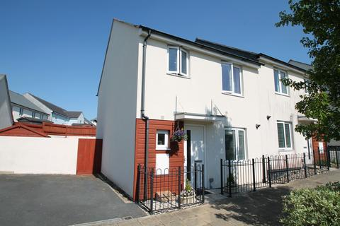 3 bedroom semi-detached house for sale - Whitehaven Way, Warleigh Village, Plymouth