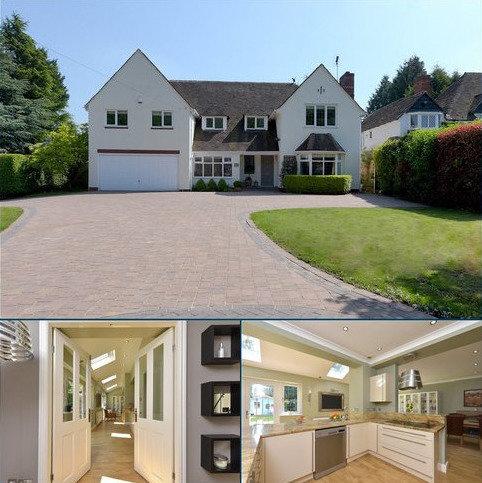 5 bedroom detached house for sale - Dove House Lane, Solihull, West Midlands, B91