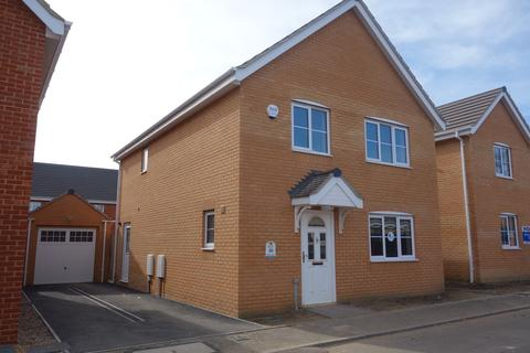 4 bedroom detached house for sale - Barn Owl Close, Station Road