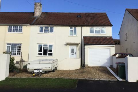 4 bedroom semi-detached house for sale - Churchill Road, Wells