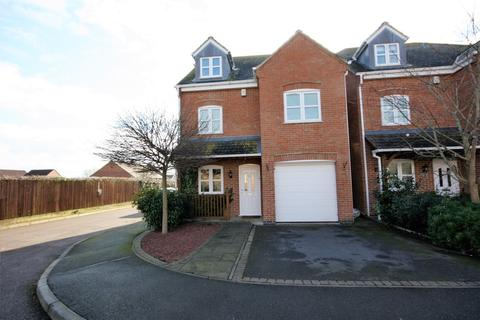 4 bedroom detached house to rent - Marriott Close,Asfordby