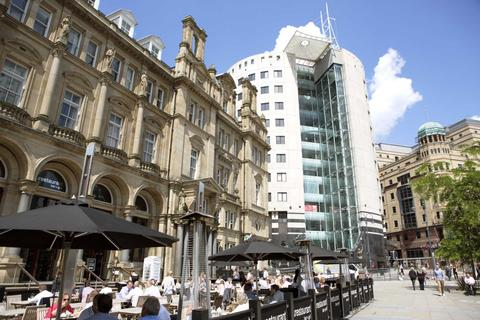 Serviced office to rent - City Square, Leeds