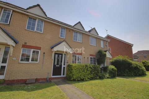 2 bedroom terraced house for sale - Amcotes Place, Chelmsford
