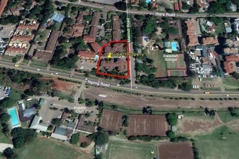 Land - Makindi Road Junction, Ngong Road, Nairobi