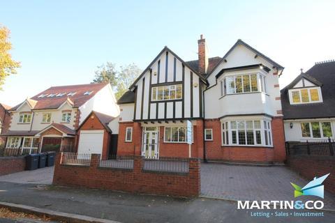 5 bedroom detached house to rent - Carisbrooke Road, Edgbaston, B17