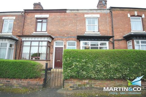 2 bedroom terraced house to rent - Station Road, Harborne, B17