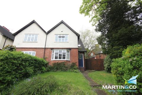 3 bedroom end of terrace house to rent - The Circle, Harborne, B17