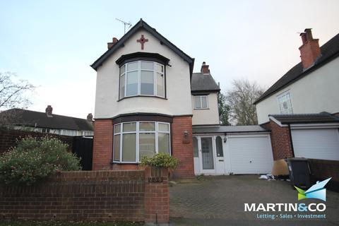 3 bedroom link detached house to rent - Gillott Road, Edgbaston, B16