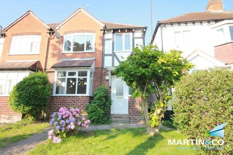 3 bedroom semi-detached house to rent - Woodleigh Avenue, Harborne, B17