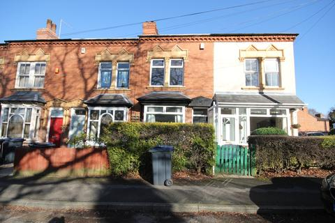 2 bedroom terraced house to rent - Victoria Road, Harborne, B17