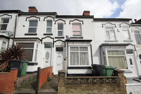 2 bedroom terraced house to rent - Linden Road, Bearwood, B66