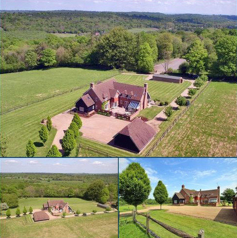 5 bedroom detached house for sale - Dewhurst Lane, Wadhurst, East Sussex, TN5