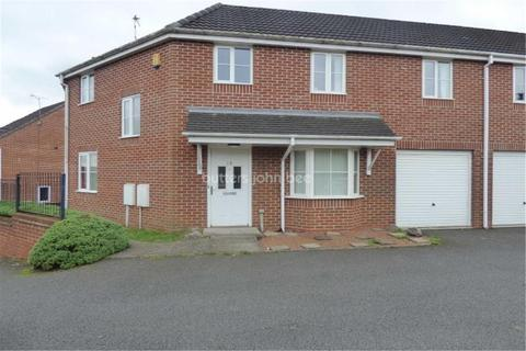 3 bedroom detached house to rent - Jinny Street, Weston Coyney