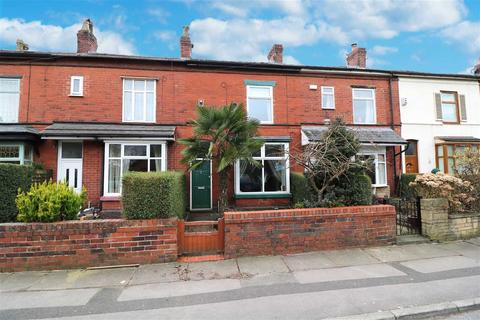 2 bedroom terraced house to rent - Church Road, Stoneclough, M26 1HJ