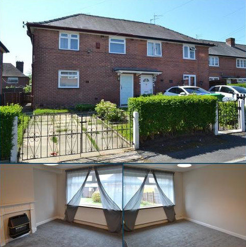 3 bedroom semi-detached house to rent - Dantall Avenue, Blackley, Manchester, M9