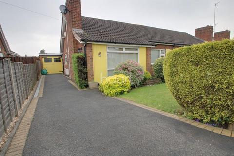 2 bedroom bungalow for sale - Norfolk Road, Wigston, Leicester