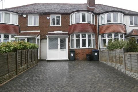 3 bedroom terraced house to rent - Alcester Road South, Birmingham