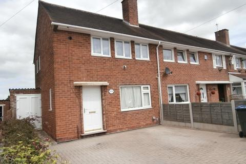 2 bedroom end of terrace house to rent - Mill Lane, Quinton
