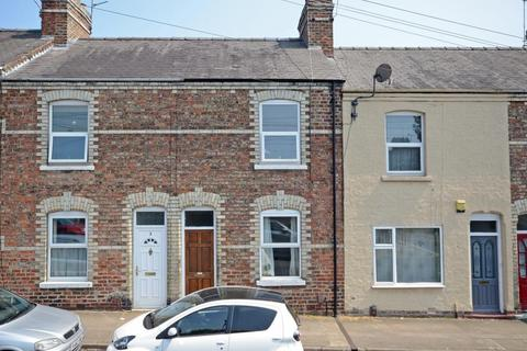 2 bedroom terraced house for sale - SEVERUS STREET, YORK, YO24 4NL