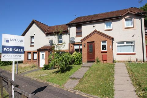2 bedroom terraced house for sale - 78  Antonine Gardens, Hardgate, G81 6BJ
