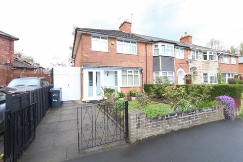 3 bedroom terraced house for sale - Hollycroft Road, Handsworth, Birmingham B21 8PR