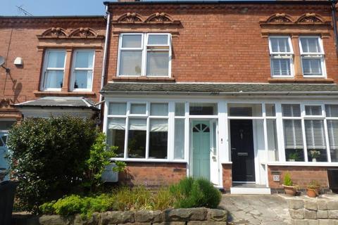 2 bedroom terraced house to rent - Hartledon Road, Harborne, Birmingham, B17 0AA