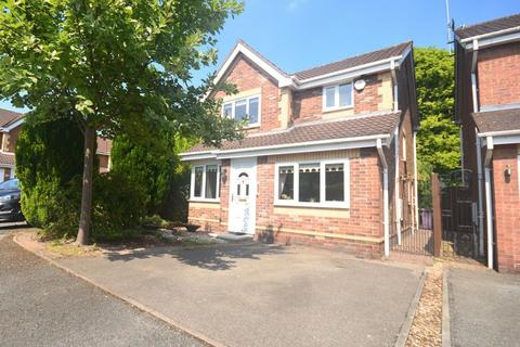 3 bedroom detached house for sale - Viewpark Close, Childwall