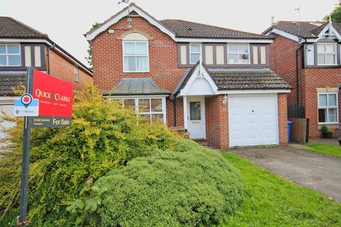 4 bedroom detached house for sale - Badgers Wood, Cottingham, HU16