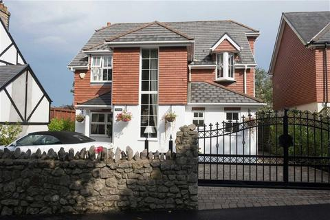 4 bedroom detached house for sale - Harbour Winds Court, Overland Road, Mumbles