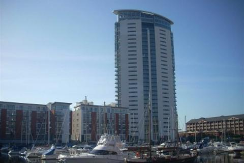 1 bedroom apartment for sale - Meridian Tower, Trawler Road, Swansea
