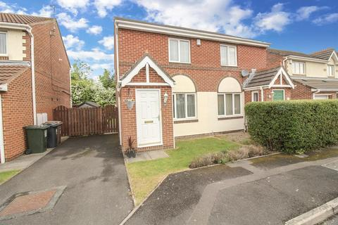 2 bedroom semi-detached house for sale - Holyfields, West Allotment, Newcastle Upon Tyne