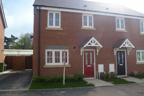 3 bedroom semi-detached house to rent - Heatherley Grove, Wigston, Leicestershire
