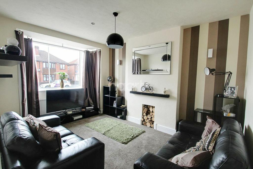 2 Bedrooms Semi Detached House for sale in Alton Road, Aylestone, Leicester