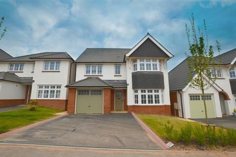 4 bedroom detached house to rent - Kestrel Way, Dawlish