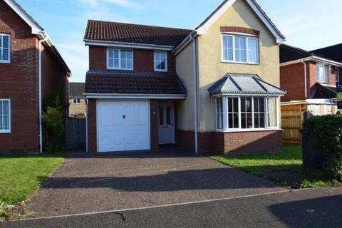 6 bedroom detached house to rent - Bladewater Road, Norwich