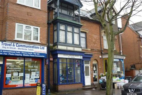 Studio to rent - St Stephens Road, Highfields, Leicester