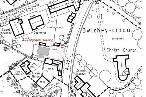 Land for sale - Bwlch-Y-Cibau, Llanfyllin