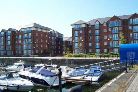 2 bedroom apartment to rent - Cork House, Marina, Swansea. SA1 1RT