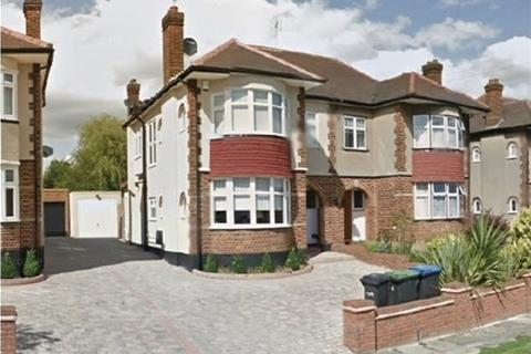3 bedroom semi-detached house to rent - Saxon Way, Southgate