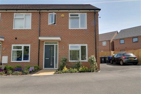 2 bedroom semi-detached house for sale - Percy Boulton Grove, Trentham Manor, Stoke-on-Trent