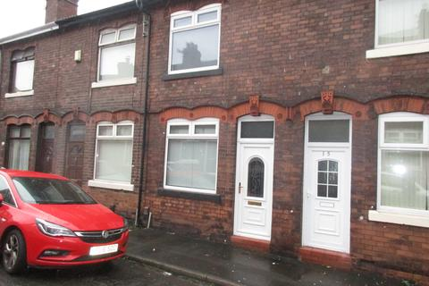 2 bedroom terraced house to rent - Capewell Street, Longton, Stoke  On Trent ST3