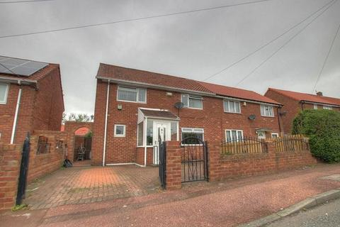 3 bedroom semi-detached house for sale - Roundhill Avenue , Blakelaw, Newcastle Upon Tyne , NE5 3PR