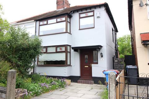 3 bedroom semi-detached house for sale - Merton Drive, Liverpool, Merseyside, L36