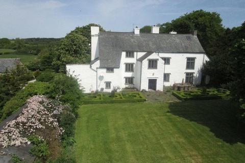 6 bedroom detached house - Treguff Place with Land, Llantrithyd, Nr. Cowbridge, CF71 7LT