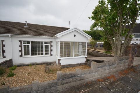 3 bedroom semi-detached bungalow to rent - Heol-Y-Bardd, Bridgend, CF31 4TB