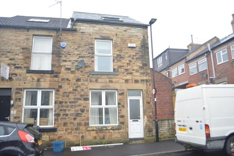 4 bedroom terraced house to rent - Bosworth Street, Crookes, Sheffield, S10 1HB