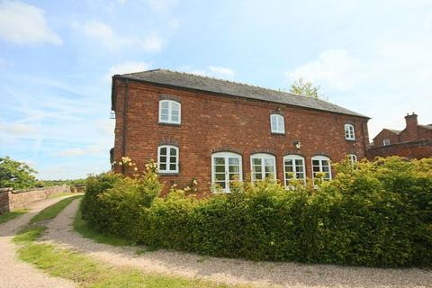 3 bedroom detached house to rent - New Inn Bank, Bishops Offley, Stafford