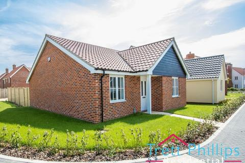2 bedroom bungalow to rent - Bristows Loke, Stalham