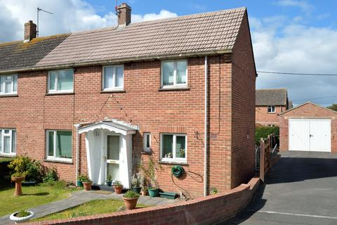 2 bedroom semi-detached house for sale - 22 Hill View, Bishops Caundle, Sherborne, Dorset, DT9 5NH